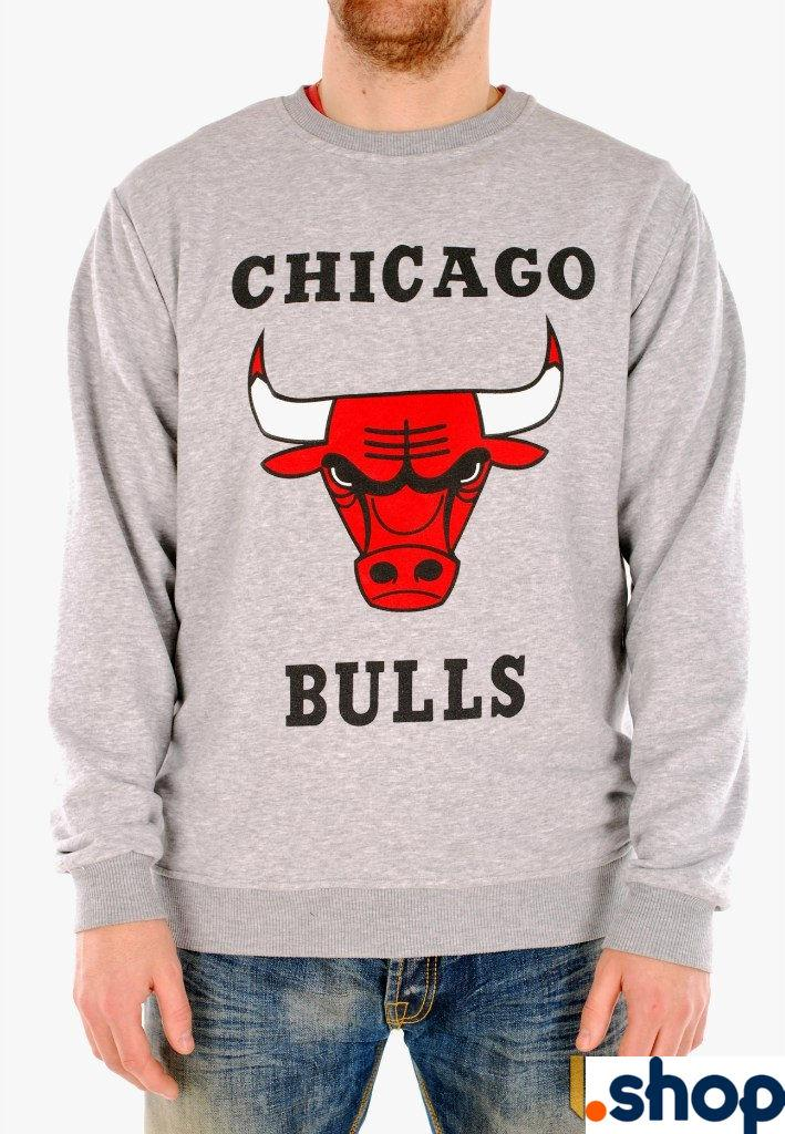 "Свитшот (реглан) мужской ""Chicago Bulls"""