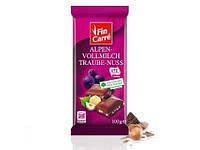 Шоколад Fin Carre Milk Chocolate Fruit and Nut 100 г (Германия), фото 1