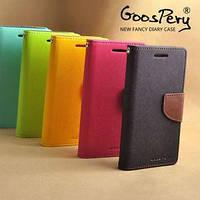 Чехол-Книжка для LG Class H650E Goospery черный
