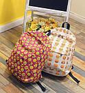 Рюкзак со смайлами в 4 расцветках., фото 5
