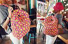 Рюкзак со смайлами в 4 расцветках., фото 10