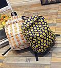 Рюкзак со смайлами в 4 расцветках., фото 2