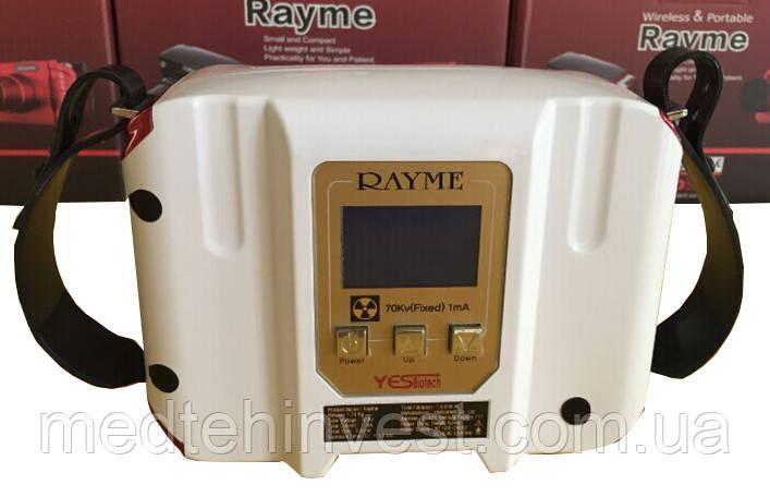 Портативный дентальный рентген-аппарат Rayme (YES Biotech, Южная Корея) NaviStom