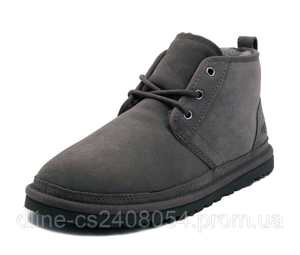 Мужские ботинки UGG Neumel Grey