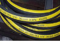 Шланг высокого давления DN8, 2SN, 360 бар, Изготовление от 1 м