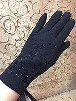 Трикотаж с кролик женские LV перчатки/перчатки женские Эластичный(только ОПТ)
