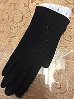 Трикотаж с кролик женские перчатки/перчатки женские Эластичный(только ОПТ)