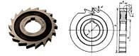 Фреза дисковая Ø63х2,5мм