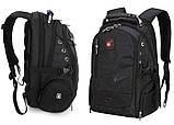Тактический портфель SWISSGEAR. Мужские рюкзаки. Военные рюкзаки. Оригинальные рюкзаки., фото 2