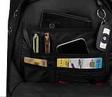 Тактический портфель SWISSGEAR. Мужские рюкзаки. Военные рюкзаки. Оригинальные рюкзаки., фото 6