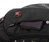 Тактический портфель SWISSGEAR. Мужские рюкзаки. Военные рюкзаки. Оригинальные рюкзаки., фото 7