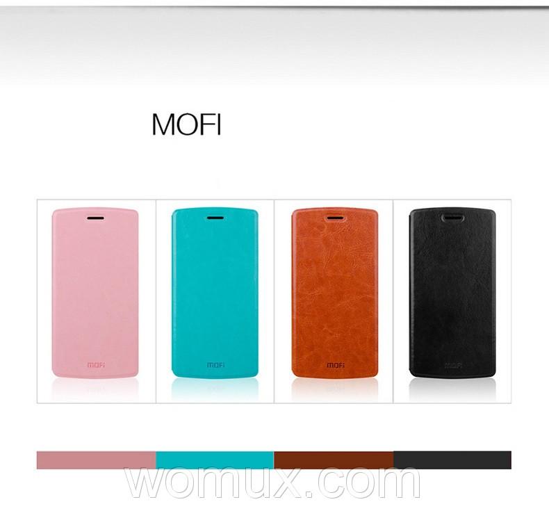 Оригинальный чехол книжка боковая панель MOFI SHEILD для телефона ONE PLUS ONE OnePlus One