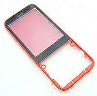 Передня панель Nokia 225 Red (Original)