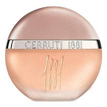 Cerruti 1881 Pour Femme туалетная вода 50 ml. (Черутти 1881 Пур Фемме), фото 3