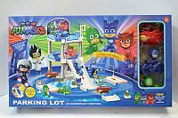 Паркинг PJ MASKS №ZY-711A в коробке