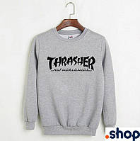 Мужский свитшот (свитер, реглан) Thrasher magazine