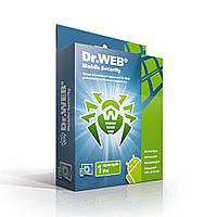 Антивирус Dr. Web Mobile Security Электронный ключ (LHM-AA-12M-1-A3)