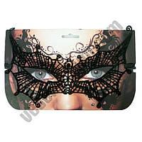 Кружевная маска Секрет Летучей мыши ( карнавальная маска )