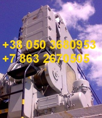 ВП, БП контроллеры управления плавучими кранами и др. судовыми механизмами