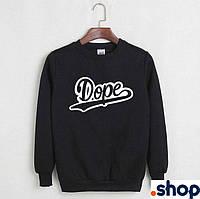 Мужский свитшот (свитер, реглан) Dope
