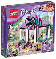 Конструктор Лего Lego Friends Парикмахерская в Хартлейке 41093