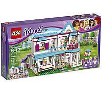 Конструктор Lego Friends Лего Френдс Дом Стефани 41314