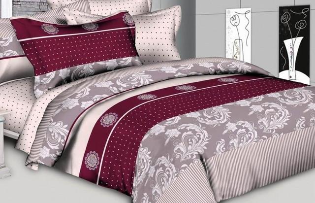Двуспальные комплекты постельного белья Gold