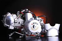 Двигатель TMMP 125 см3 механика 4т  Дельта/Актив/Альфа мотор