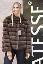 СОБОЛЕВІ шуби і жилети з соболя sable fur coats jackets and sable vests gilets