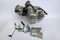 Двигатель Дельта/Альфа 110 см3 d-52,4 мм механика Аlpha-Lux