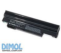 Аккумуляторная батарея для Acer Aspire One 522 D255 D260 Happy eMachines eM355 series 5200mAh black