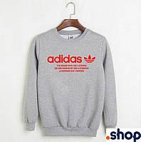Свитшот (реглан) мужской Adidas, адидас