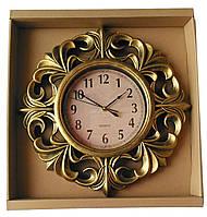Копия Настенные часы QUARTZ с узором, круглые (3 расцветки)