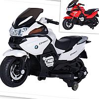 Детский электромотоцикл BMW T-726