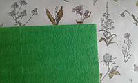 Фетр 1мм, 20*25см, середня жорсткість -світло зелений колір