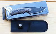 Нож CS GO с лезвием-крюком,серый