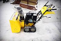 Снегоуборочная машина Crosser гусеничный