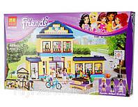 "Конструктор ""Bela LEGO Friends"" ""Школа Хартлейк Сити""  489 дет."