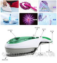 Ручной Отпариватель одежды и мебели Щетка Пароочиститель Newera B