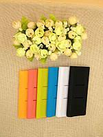 Чехол для дополнительного аккумулятора 16000 mAh Xiaomi Power Bank силикон Black (1145200008)