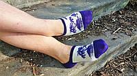 Подследники следы короткие носки  мужские следки