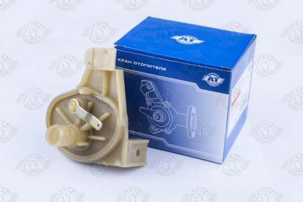 Кран отопителя ЗАЗ 1102-1105 (нового образца)