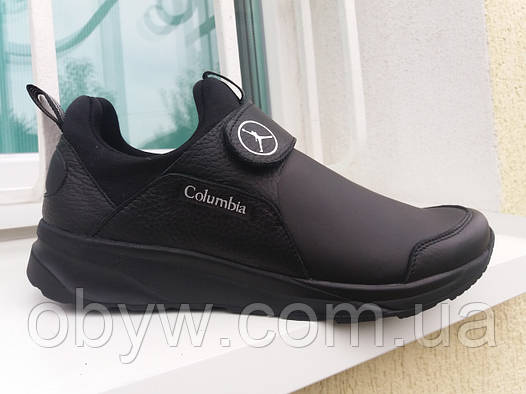 Мужские кроссовки Calambia на липучке
