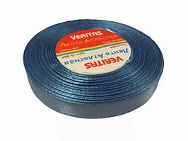 Лента атласная 12 мм голубой 066