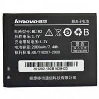 Аккумулятор Lenovo BL192 2000 mAh (29718; A750/E590/A590/A680/A529/A388T)