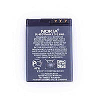 Аккумулятор Nokia BL-4B hi-copy 700 mAh (5044; 2630 2760 5000 6111 7070 Prism, 7370 7373 7500 Prism, N76)