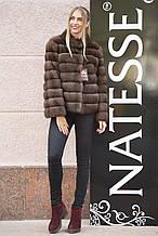 """Полушубок из соболя """"Каприз"""" sable jacket fur coat"""