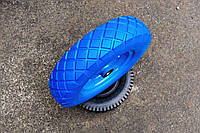 Колесо 4.80/4.00-8 SOSOON полиуретан (6204) синее