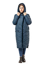 df88d6c426af Купить Женское зимнее пальто больших размеров 48-58 SV Фрезию оптом ...