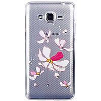 Накладка для Samsung J2 Prime G532 / G530H / G531H Galaxy Grand Prime Duos силикон Lucent Diamond Case I